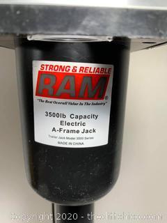 Ram 3500lb Electric A-Frame Jack
