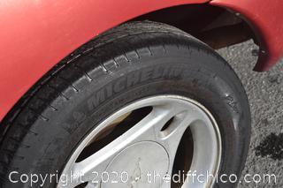 1996 Ford V6 Mustang