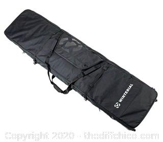 Winterial Rolling Double Ski Travel Bag (J4)