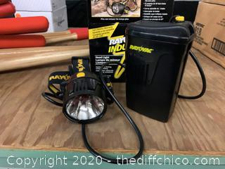 Rayovac Industrial 4D Headlamp (J34)