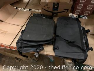 Vuz Moto Dry Saddlebags (J57)
