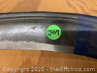 Seymour 41710 2G-25 Steel Ferrule Grass Hook (J69)