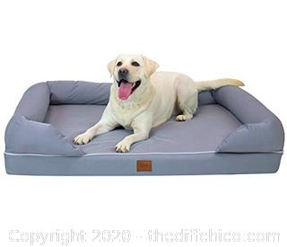FrontPet Memory Foam Pet Lounger - Large (J93)