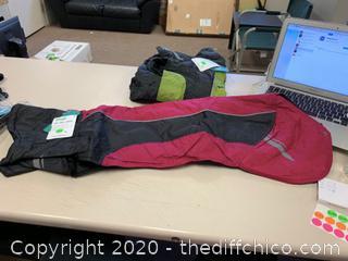 Frontpet Ultra Light Soft Shell Dog Jacket - Large Pink (J129)