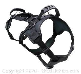 Frontpet  Heavy Duty Double Back Dog Harness - Medium (J130)
