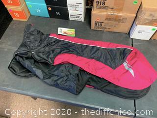 Frontpet Ultra Light Soft Shell Dog Jacket - Small Pink (J167)