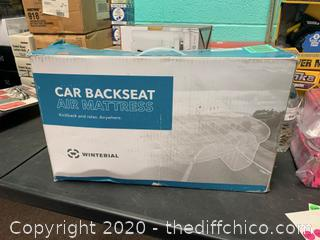 Winterial Backseat Inflatable Car Mattress (J181)
