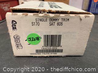 Schlage Dummy Door Lever (J208)