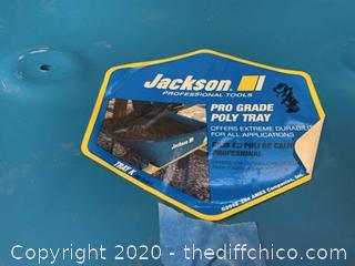 Jackson Poly Wheelbarrow Tray - TRAY ONLY (J216)