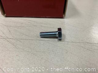 "PFC 1/4-20 x 3/4"" Coarse Thread Hex Screws (J272)"