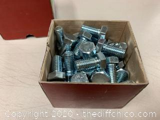 "PFC 1/2-13 x 1"" Coarse Thread Hex Screws (J283)"