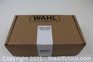 Wahl Lithium Ion All-in-One Beard Trimmer Men's Grooming Kit - Rechargeable Beard Trimmer, Hair Clipper & Electric Shavers