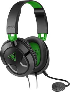 Turtle Beach Ear Force Recon 50x Stereo Gaming Headset for Xbox One & Xbox Series X|S (Compatible with Xbox controller with 3.5mm Headset Jack) PlayStation 5 & PS4