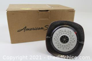 American Standard 1660.813 Multi-Function Shower Head - Bronze
