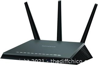 Nighthawk AC1900 Dual Band Wi-Fi Gigabit Router with Open Source Support, Compatible with Amazon Echo/Alexa