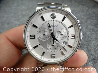 Mens Watch SE PILOT  (800 Series ) Value 1000.00