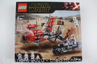 LEGO 75250, Star Wars The Rise of Skywalker Pasaana Speeder Chase, NEW