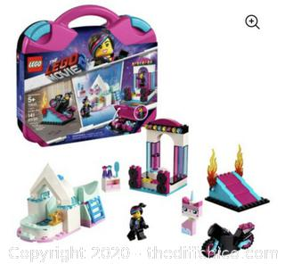 NEW Lego Movie 2 Lucy's Builder Box! set number 70833