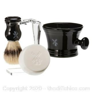 NEW Van der Hagen Premium 4 Piece Shave Set