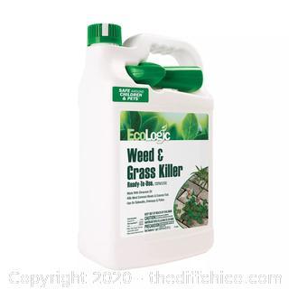 NEW 128oz Weed & Grass Killer - EcoLogic