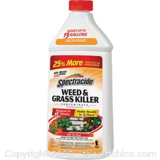 Weed And Grass Killer 40oz Spectracide