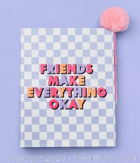 Binder Planner Friends Make Everything Ok by More Than Magic™