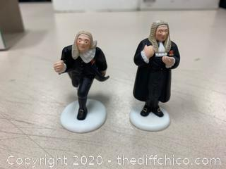Department 56 Accessory Members of Parliament Dickens Village (J4)