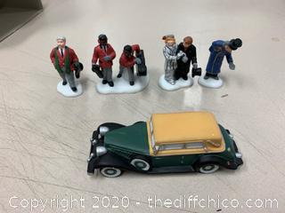 Department 56 Christmas in City Steppin Out on the Town (J10)