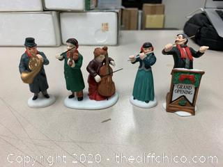 Department 56 Heritage Village Collection Chamber Orchestra (J16)