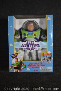 NIB Toy Story Buzz Lightyear Figure