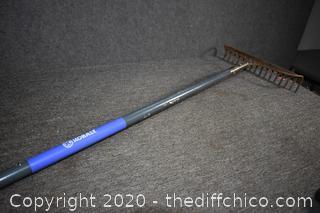 65in long Kobalt  Rake