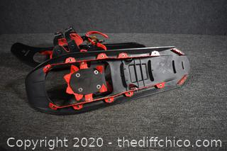 pair of Winterial Mammoth 2500 Snow Shoes