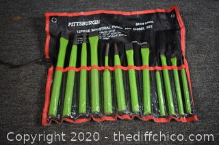 Pittsburgh Chisel Set