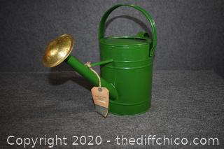 New Watering Can
