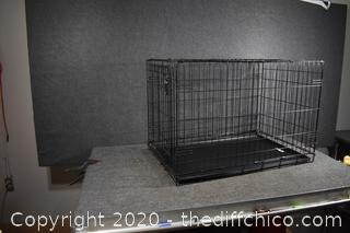 Folding Pet Kennel