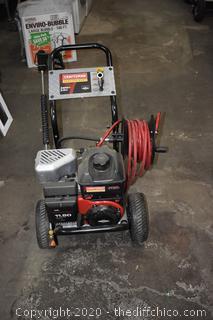 Working Craftsman Pressure Washer
