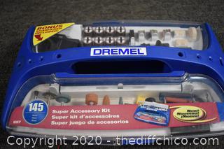Dremel Accessory Kit