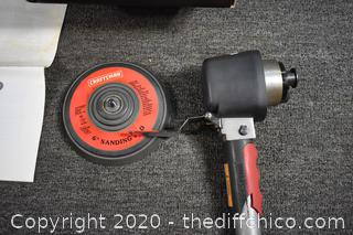 NIB Craftsman Dual Action Sander