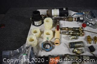 Pressure Valves and Fittings