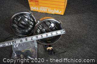 NIB Per-Lux Lights