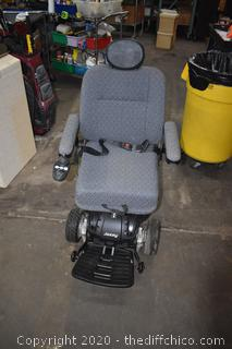 Jazzy Working Wheelchair w/charger