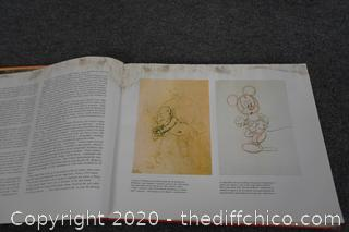 Treasure Of Disney Animation Art Water Damaged