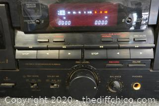 Teac Dolby HX Pro System Works
