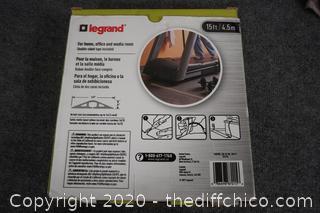 Legrand Cord Protector 15'