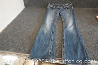 Miss Me Jeans 30 x 34