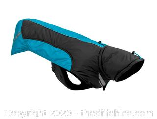 FrontPet Ultra Light Soft Shell Dog Jacket - Blue Large (J9)