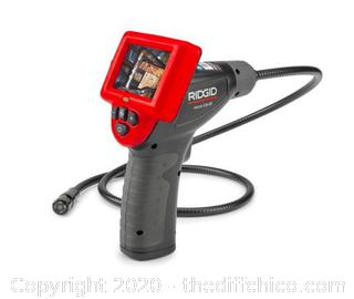 Ridgid Micro CA25 Inspection Camera (J12)