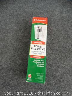 Toilet Fill Valve