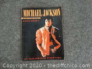 Micheal Jackson Magazine