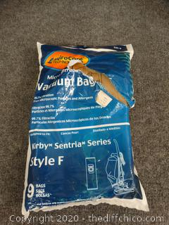 Kirby Vacuum Bags F Style